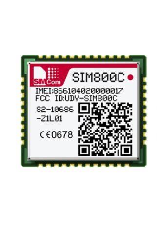 SIM800C GSM GPRS (3.4~4.4V)