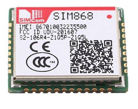 Sharvielectronics: Best Online Electronic Products Bangalore | SIM868 Quad Band GSM GPRS and GNSS Module3 | Electronic store in bangalore