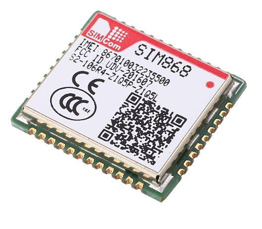 Sharvielectronics: Best Online Electronic Products Bangalore | SIM868 Quad Band GSM GPRS and GNSS Module4 | Electronic store in bangalore