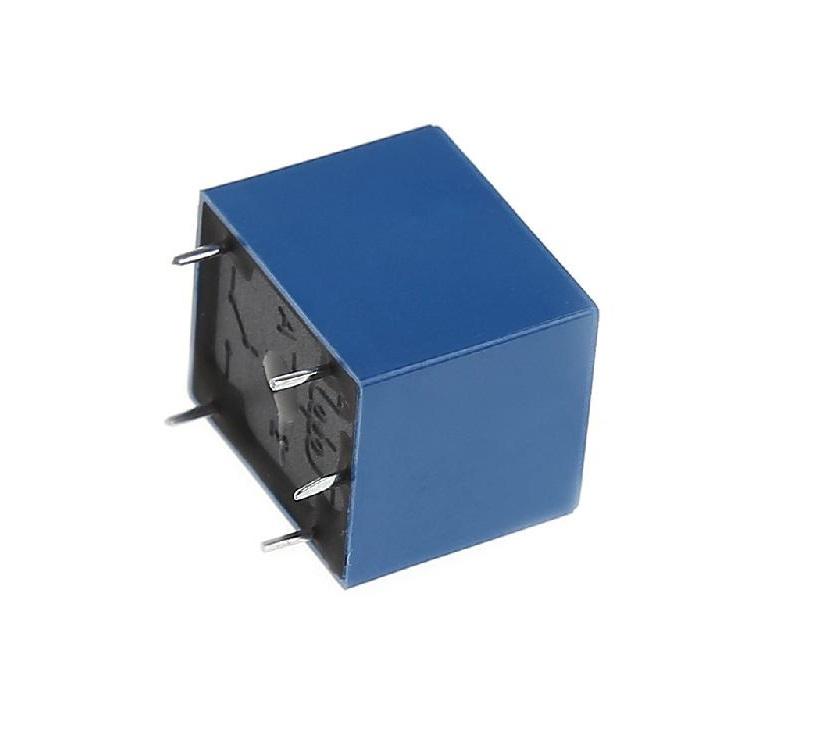SPDT Relay - 5V10A - PCB Mount sharvielectronics.com