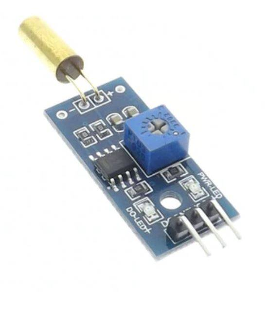 SW520D Mercury Tilt Switch Sensor/Angle sensor Module