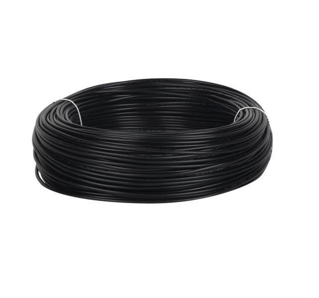 Sharvielectronics: Best Online Electronic Products Bangalore | Single Strand Wire Black in Color 3 meters 1 | Electronic store in bangalore
