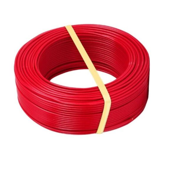 Single Strand Wire - Red - 3 Meters sharvielectronics.com