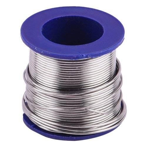 Solder Wire-50 gm Pack-Bharti Flux