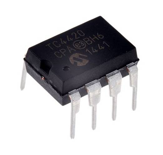 TC4420 IC-6A High-speed MOSFET Driver IC