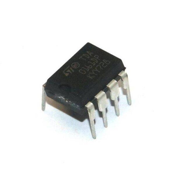 TDA0161DP IC-Proximity Detector IC for Metal Detection