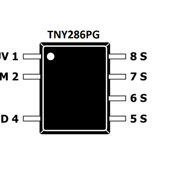 TNY286PG IC-Power Integrations Off Line Switcher IC