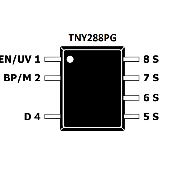 TNY288PG IC-Power Integrations Off Line Switcher IC