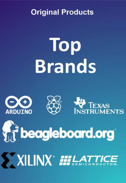 Top brands Development board