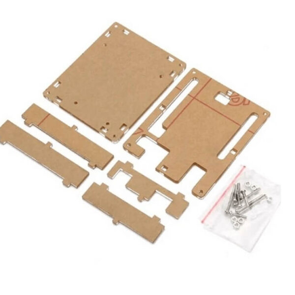 Transparent Acrylic Box Case Shell for Arduino UNO R3