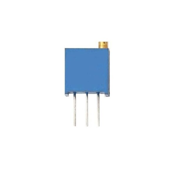 5K ohm Variable Resistor-Trimpot 3296 Package
