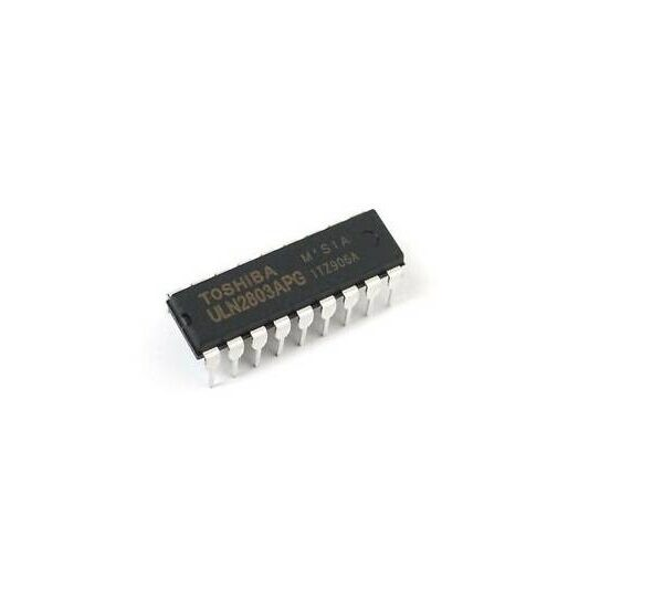 ULN2803 IC - 8 Darlington Transistor Arrays IC sharvielectronics.com