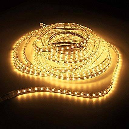5630 Yellow SMD LED Strip-5 Meter Non Waterproof