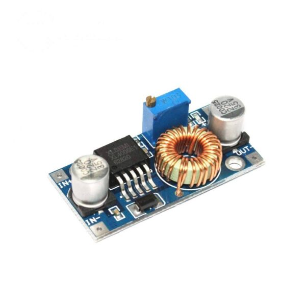 XL4005-5A-DSN5000-High Current-DC to DC Adjustable Step-Down Power Supply Module