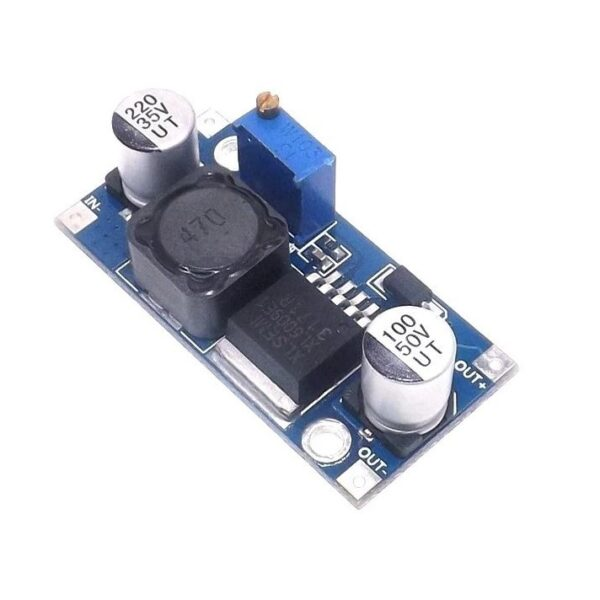XL6009 DC-DC Step up Boost Converter Adjustable Power Converter Module sharvielectronics.com