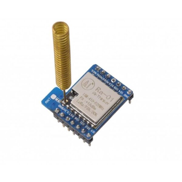 LoRa RA-01 SX1278 Long Range RF Wireless Transceiver Module 433Mhz