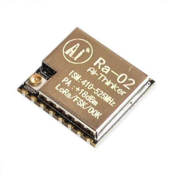 LoRa RA-02 SX1278 Long Range RF Wireless Transceiver Module 433Mhz