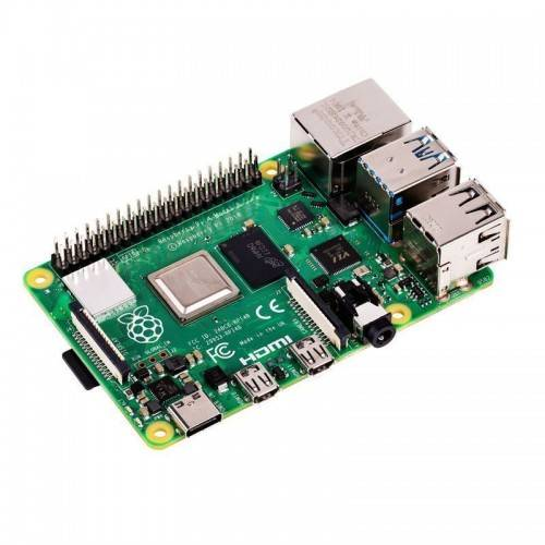 Raspberry Pi 4 Model B with 1 GB Ram Starter Kit