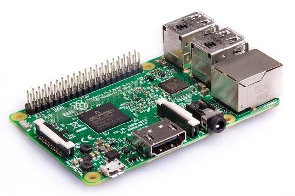 Raspberry Pi 3 Model B- 1 GB Ram (Original)