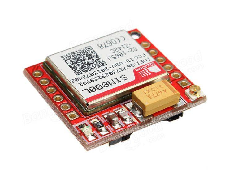 Sharvielectronics: Best Online Electronic Products Bangalore | sim800l gprs gsm4 | Electronic store in bangalore