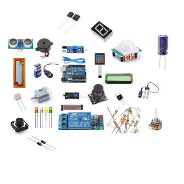 Arduino Starter kit for beginner v1.2