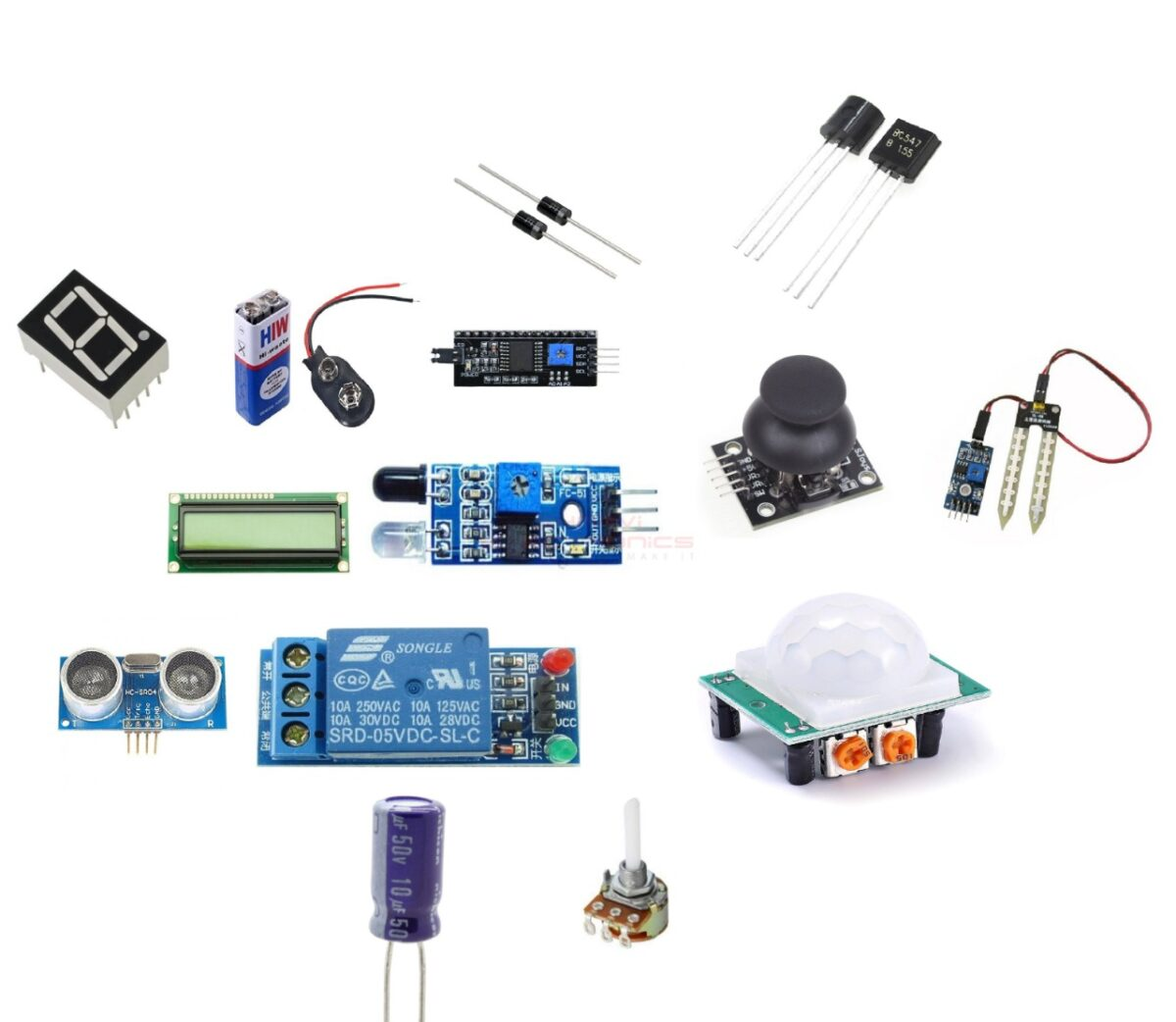Sharvielectronics: Best Online Electronic Products Bangalore | Arduino Starter kit for beginner v1.2 3 | Electronic store in bangalore