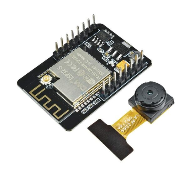 ESP32 CAM Development Board WiFi+Bluetooth with OV2640 Camera Module Sharvielectronics