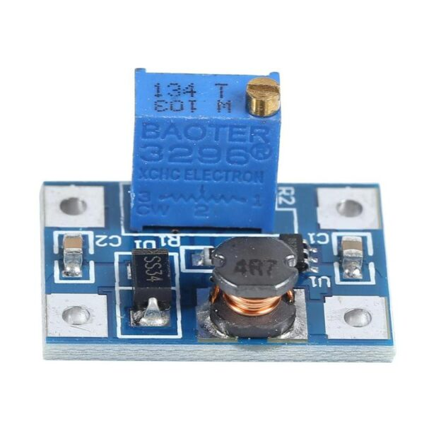 SX1308 2A DC-DC High Current Adjustable Boost Module
