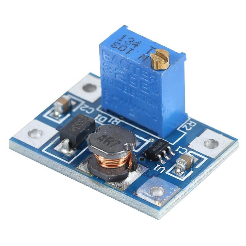Sharvielectronics: Best Online Electronic Products Bangalore | SX1308 2A DC DC High Current Adjustable Boost Module1 | Electronic store in bangalore
