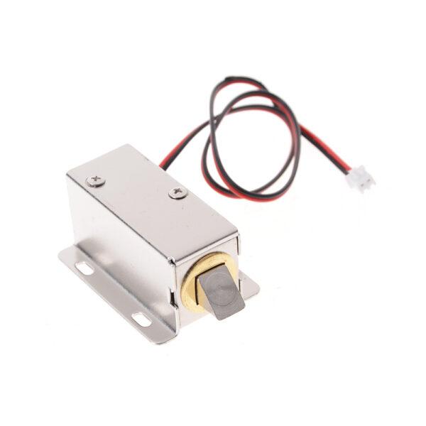 DC 12V solenoid Door Lock shavrielectronics.com