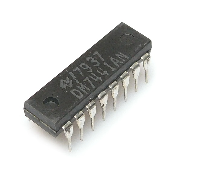 DM7441A BCD to Decimal Decoder sharvielectronics.com