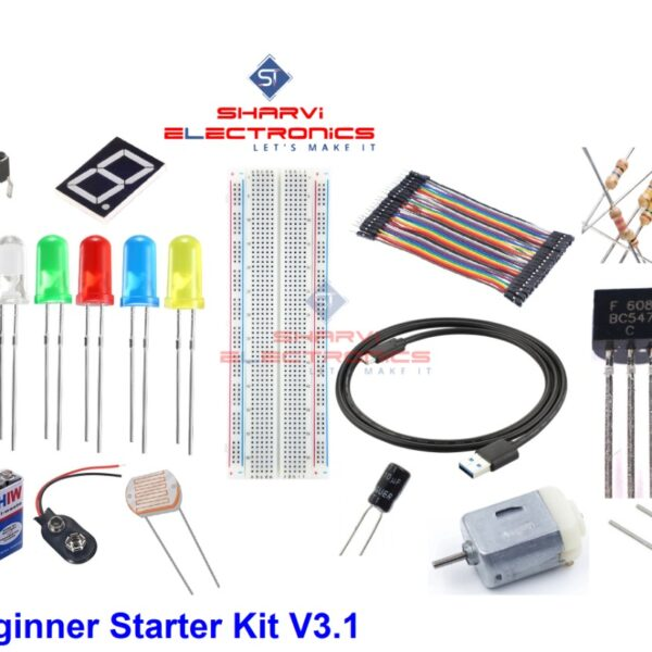 ESP32 Beginner Starter Kit V3.1