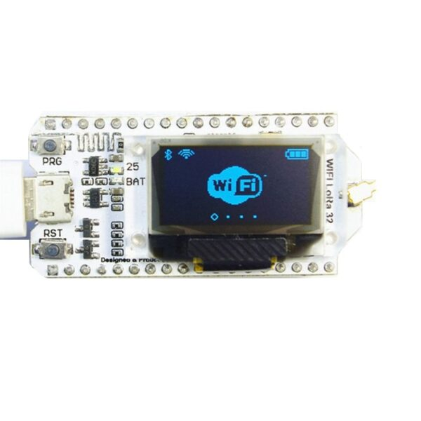 ESP32 LoRa SX1278 0.96 Inch Blue OLED Display Bluetooth WiFi Module for Arduino