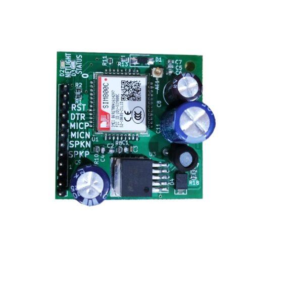 GSM GPRS SIM800C Modem with Power Supply