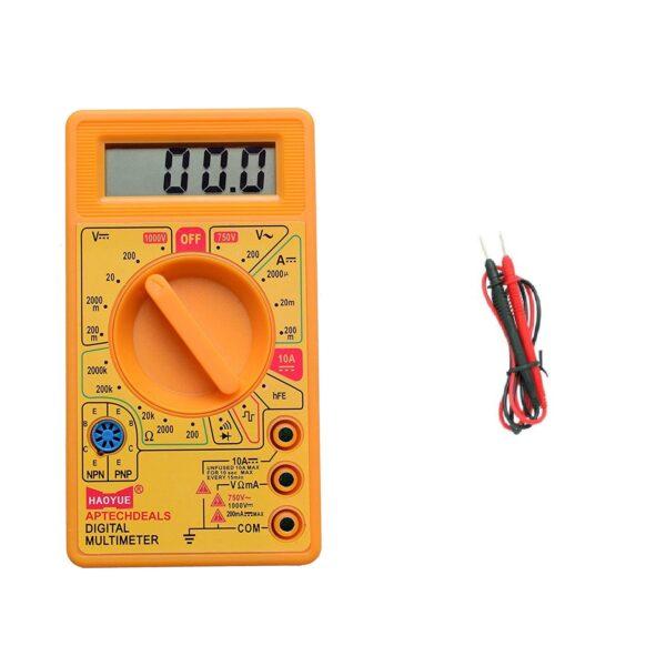 Haoyue DT830D Digital Multimeter With Lcd Display1