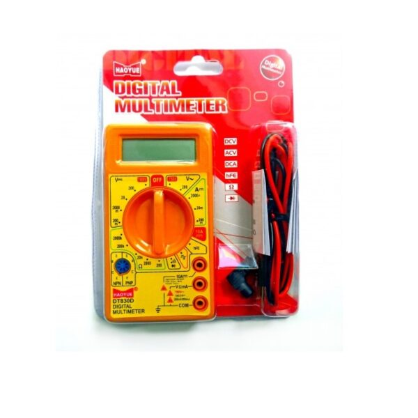 Haoyue DT830D Digital Multimeter With Lcd Display1