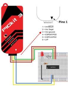 PICkit3 PIC KIT3 Debugger Programmer