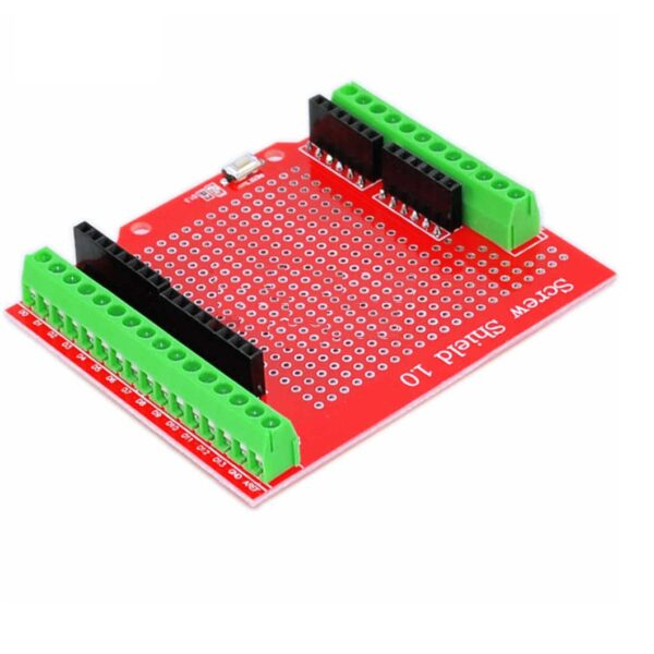 Proto Screw Shield 1.0 For Arduino Uno sharvielectronics.com