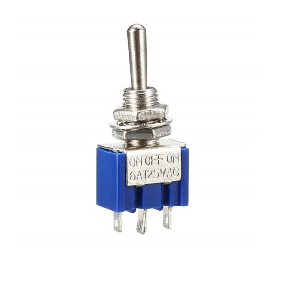 SPDT Toggle Switch ON OFF ON Sharvielectronics
