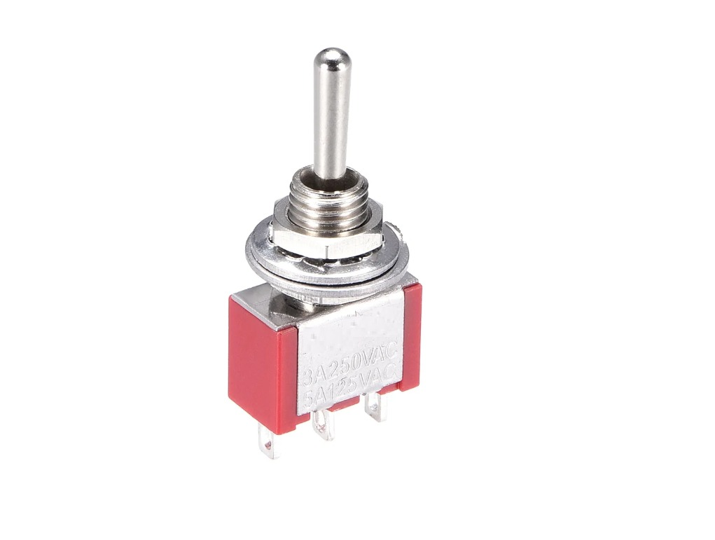 SPDT Toggle Switch ON OFF ON