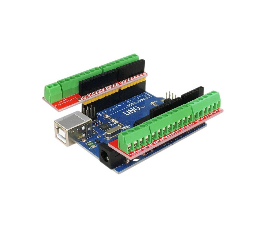 Screw Shields V2 Terminal Expansion Board sharvielectronics