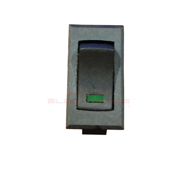 Single Pole Single Throw(SPST) Switch With Indicator