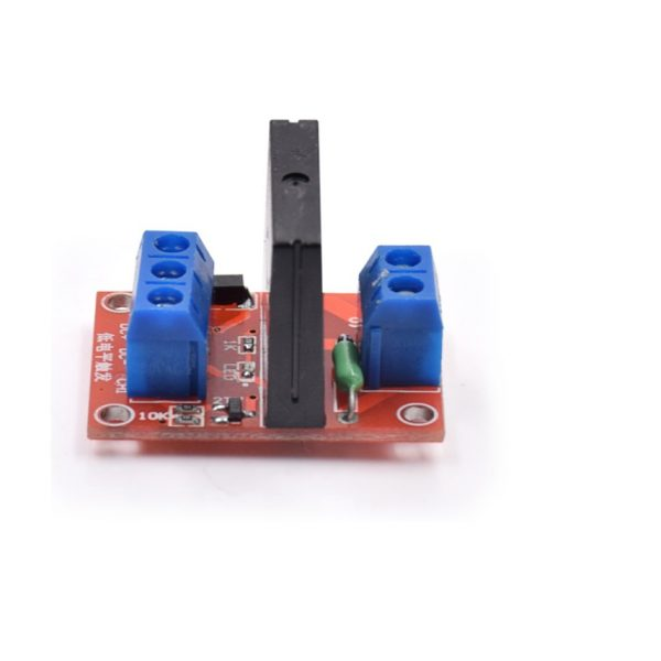 5V 2A 1-Channel G3MB-202P Solid State Relay Module (SSR)