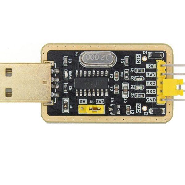 CH340G USB to TTL Converter sharvielectronics.com