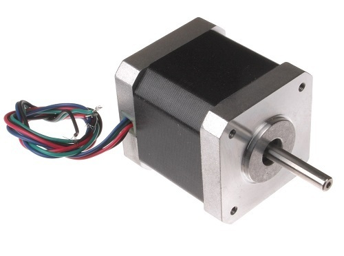 NEMA17 1.6 kg-cm Single Shaft Stepper Motor sharvielectronics.com