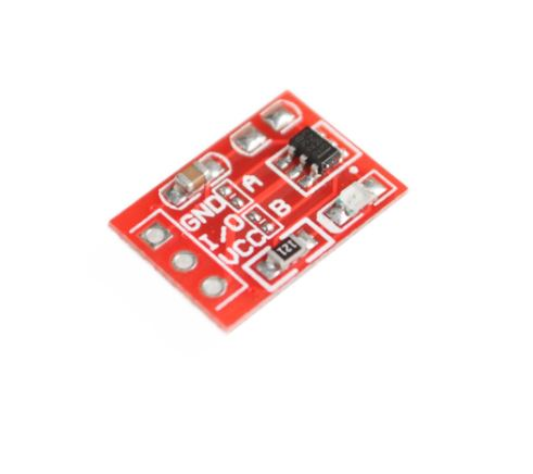 TTP223 Touch Key Module sharvielectronics.com