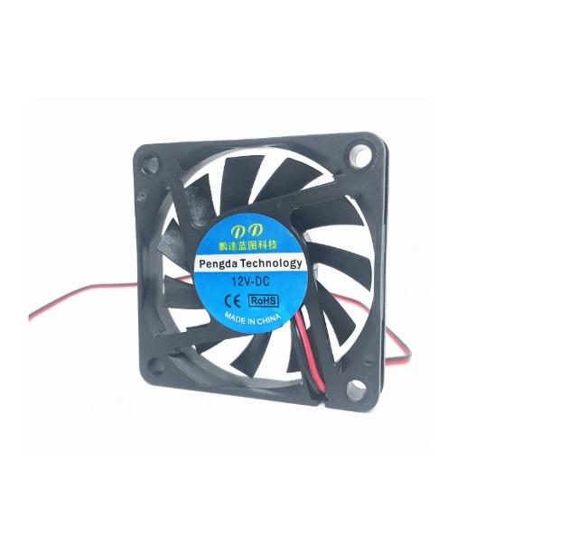 12V DC Cooling Fan 60X60mm sharvielectronics.com