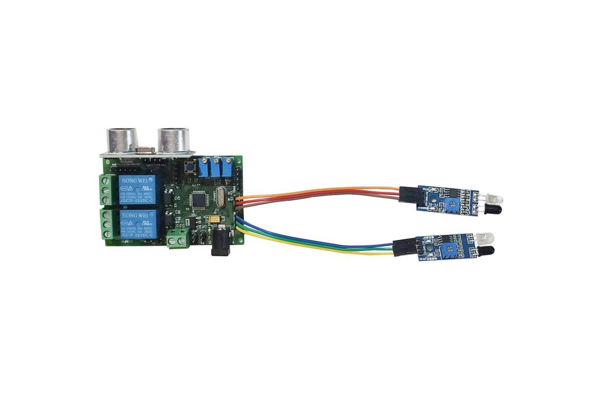 Arduino Uno With Optocoupler Relay