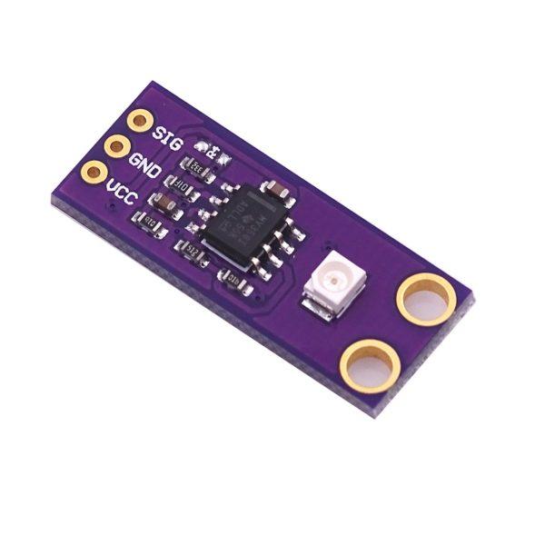 CJMCU-GUVA-S12SD Sunlight Ultraviolet Ray Intensity UV Sensor Sharvielectronics.com