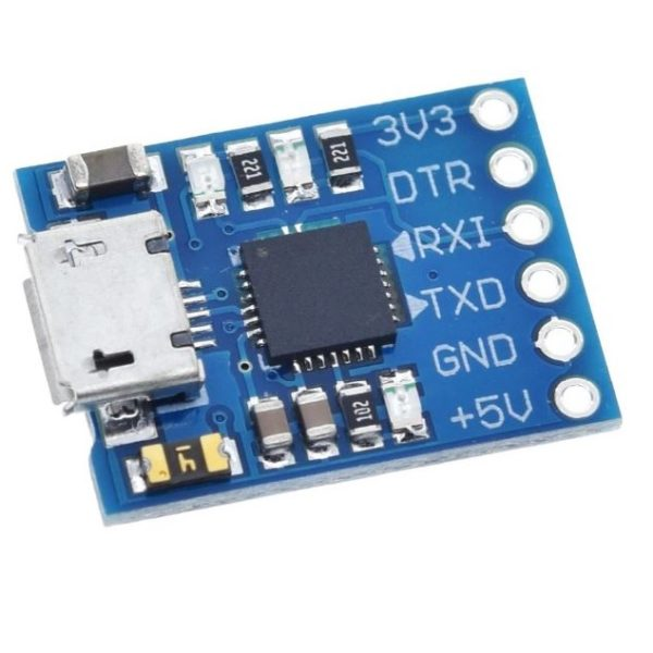 CP2102 USB to TTL USB UART Serial Converter Module sharvielectronics.com